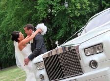 Аренда кабриолета на свадьбу в Санкт-Петербурге
