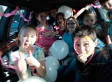 Аренда и прокат лимузина на день рождения