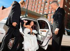 Лимузины на свадьбу в СПб