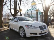 Аренда машины Jaguar XF в СПб внешний вид1