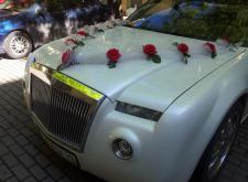 Прокат Rolls Royce Phantom в Питере - внешний вид 2