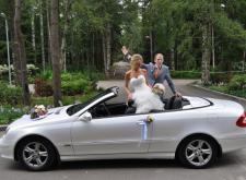 Заказать Мерседес кабриолет в Санкт-Петербурге внешний вид3
