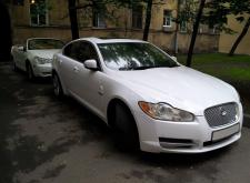 Заказать автомобиль Jaguar XF в Санкт-Петербурге внешний вид3