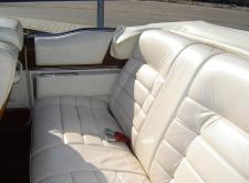 Заказать ретро Cadillac Eldorado на торжества в Питере салон1
