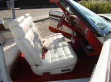 Взять Cadillac Retro Eldorado на прокат в Санкт-Петербурге салон2